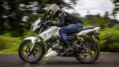 TVS Apache RTR 180 review - 06