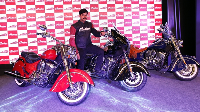 polaris launches indian motorcycle range in india