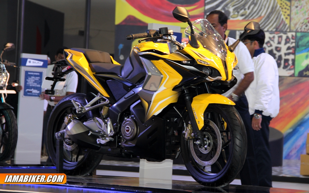 pulsar ss400 best angle