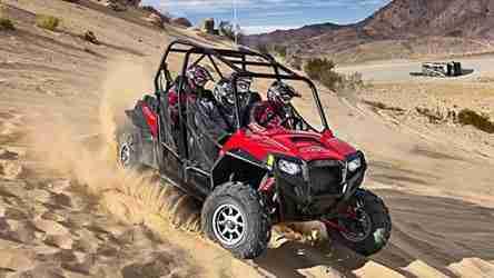 Polaris ATV price