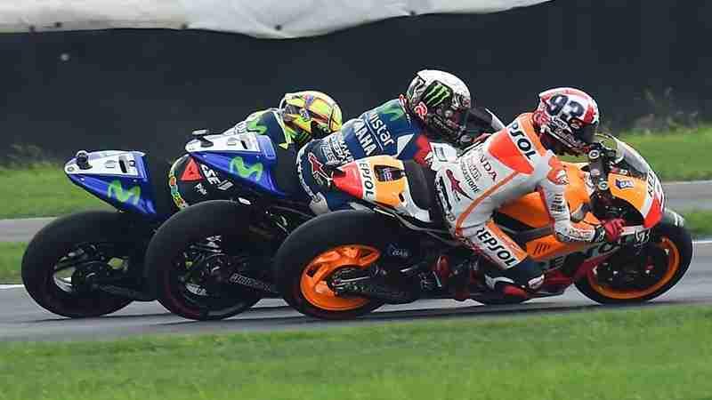 MotoGP Indianapolis report