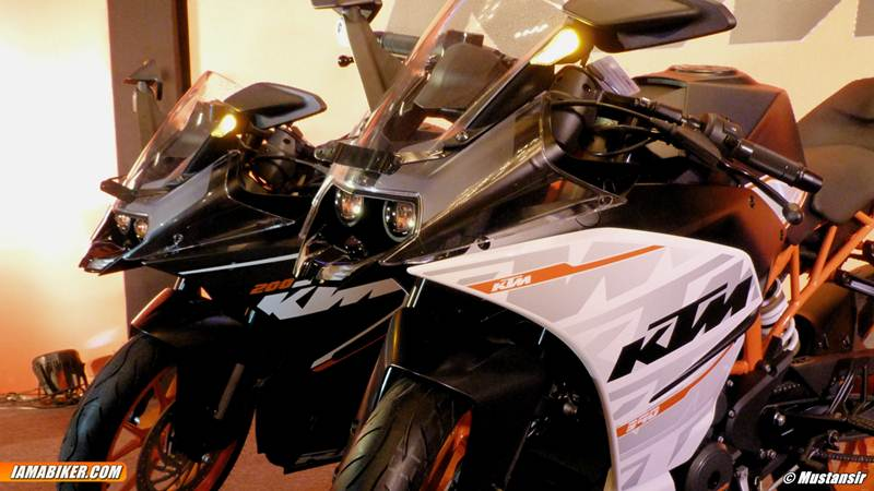 KTM RC 390 RC launch India featured