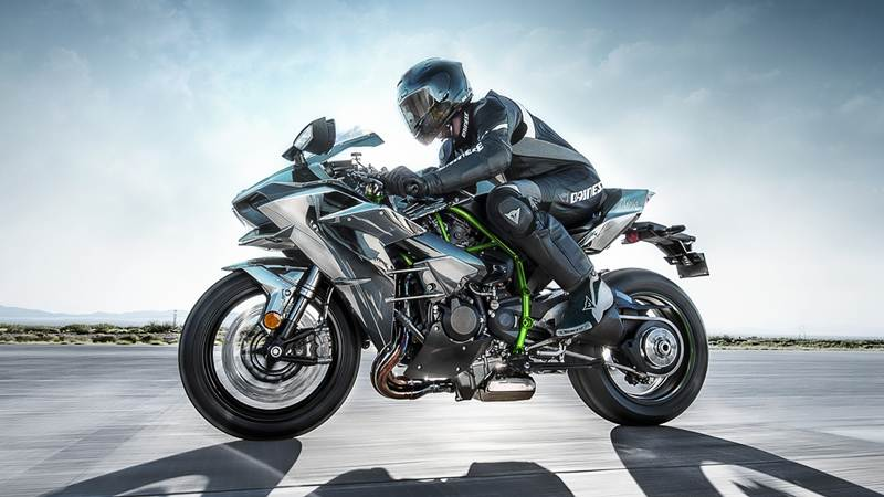 Kawasaki Ninja H2 road version