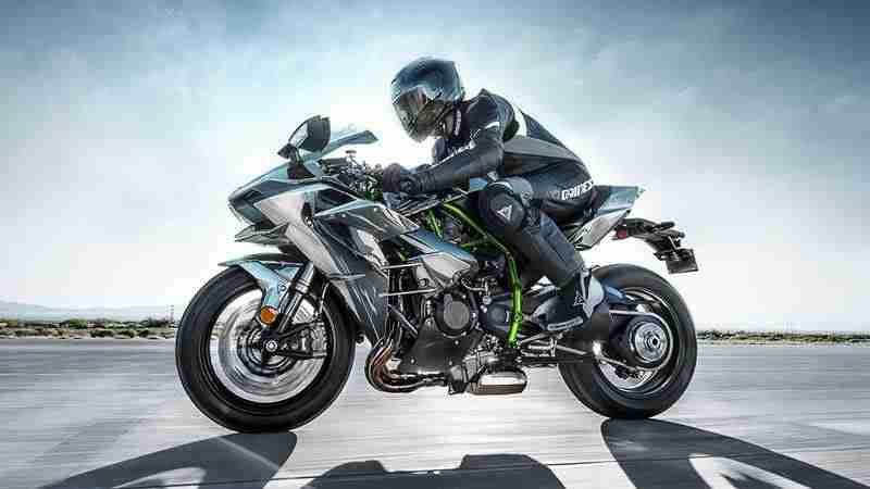 Kawasaki Ninja H2 road version