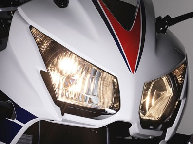 new honda cbr300r headlights