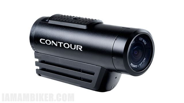 ContourROAM3 Action Camera (Black)