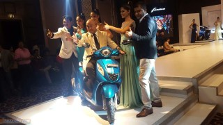 Yamaha Fascino launch
