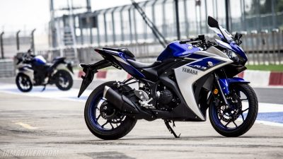 Yamaha YZF-R3 HD wallpapers