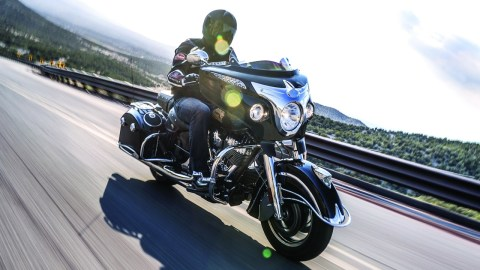 Indian Motorcycles announces massive recall