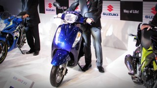 New Suzuki Access 125 recalled