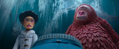 MISSING LINK by Laika : First Trailer