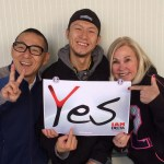 Setsuo Konakawa, Futa Sakamoto, Dee Lillywhite