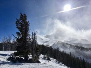 View from Cloud Cap Inn
