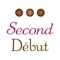 Second Debut Logo