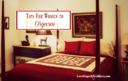 Tips For Women to Reach Bliss