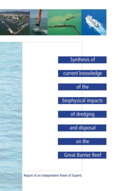 Cover of GBR report