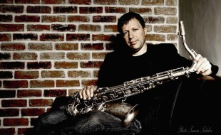 Chris Potter. Photo: Tamas Talaber.
