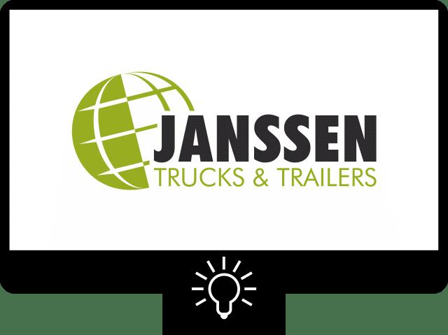 Janssen Trucks – logo