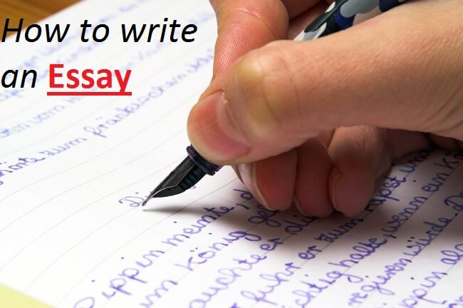 Service essay writing techniques for ias