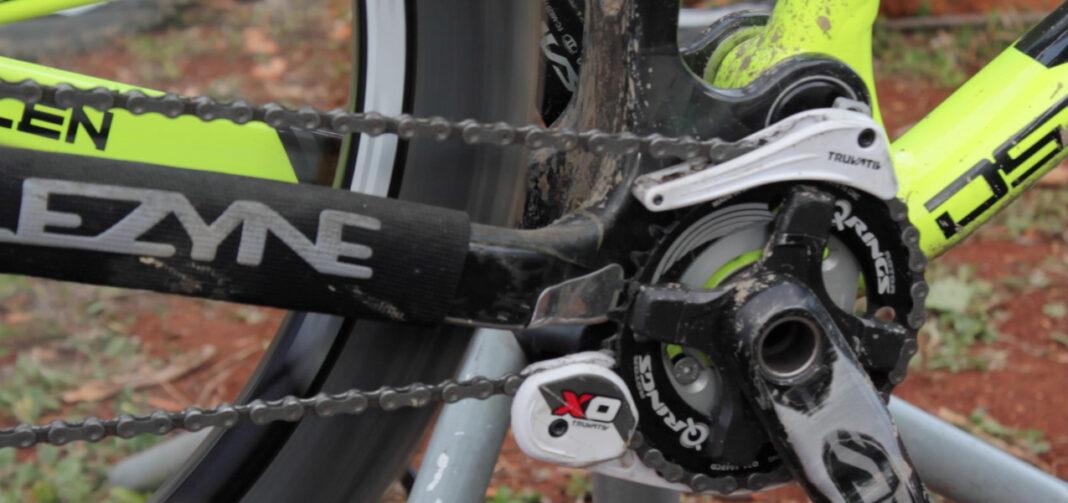 detalles qrings dh bike