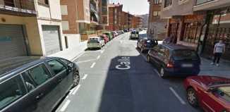 calle Iturgitxi de Getxo, Bizkaia