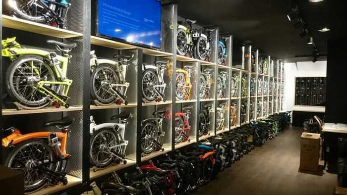 La tienda Brompton Junction más grande del mundo se abre en Barcelona