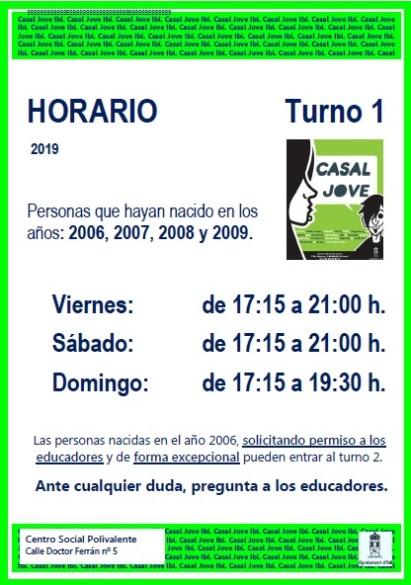 Horario1Casal2019