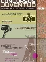 Cartel Concursos Juventud Ibi Alicante 2018