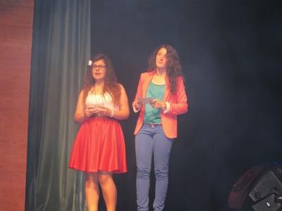 Isa y Cristina