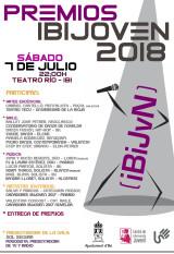 PREMIOS IBIJOVEN GALA 2018