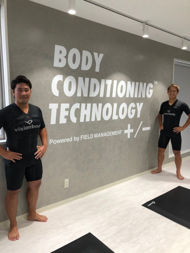 永木亮太&BODY CONDITIONING TECHNOLOGY