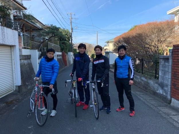 IBIZA food training camp 1/8 day4 ロードバイクトレーニング