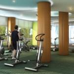 Rain Condos - Fitness Centre