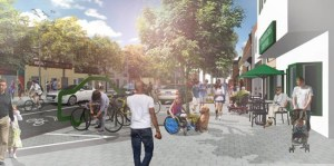Downtown Oakville Streetscape Plan approved by Oakville Town Council