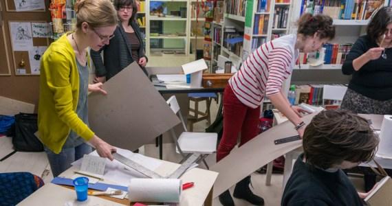 2015.10.05 - Bookbinding Workshops in Argentina