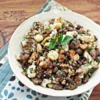 Low Carb & Gluten Free Turkey Stuffing/Dressing