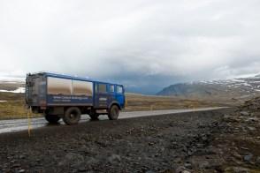 We hit the southern ring road towards Reykjavík (SB)