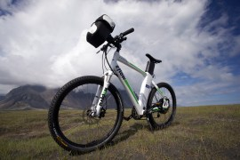 Offroad-version of eflow, especially designed for Iceland Challenge (AG)