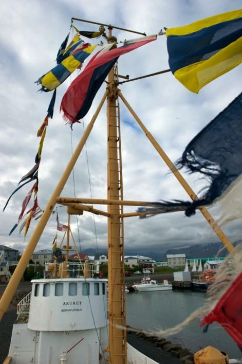 Harbor of Höfn (SB)