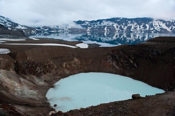 Askja – Iceland's super crater (SB)