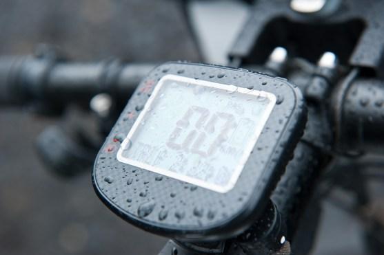 Display works fine in heavy rain (SB)