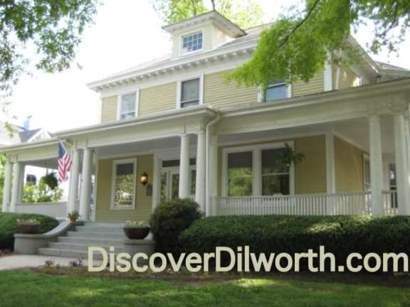 Discover Dilworth Charlotte NC