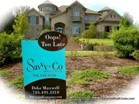 Selling Charlotte luxury homes in record time and for top dollar!