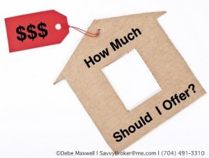What Price Should Charlotte Home Buyers Offer?