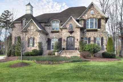 Skyecroft luxury homes for sale in Weddington NC