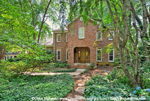 Another Myers Park Home SOLD by Savvy!