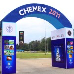 """CHEMEX 1"" exhibition a BMICH to commemorate the International Year of Chemistry 2011"