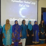 Students performance at Ramadhan celebrations 2015