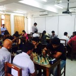 Inter-level Chess Championship at CCS
