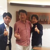 DMMドットコム 松栄社長との新規ビジネスミーティング